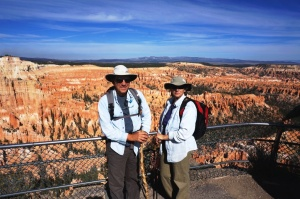 Bryce Canyon as our playground