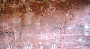 Capitol Gorge petroglyphs