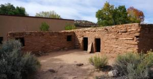 Coombs site replica