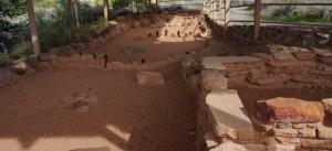 Coombs site excavation
