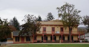 Plaza Hall/Zanetta House