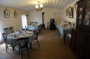 Plaza Hotel dining room
