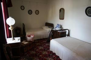 Plaza Hotel room