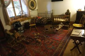 Playroom in Zanetta House