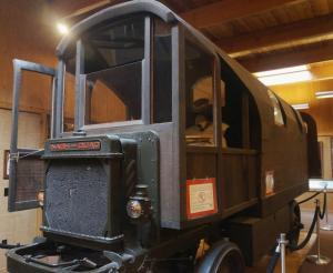 Charles Kellogg's Redwood Travel-Log