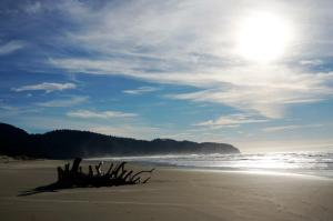 Cape Lookout from north beach