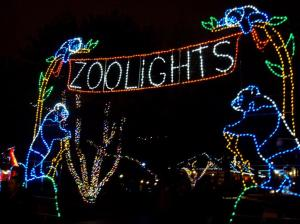 National Zoo's Zoo Lights
