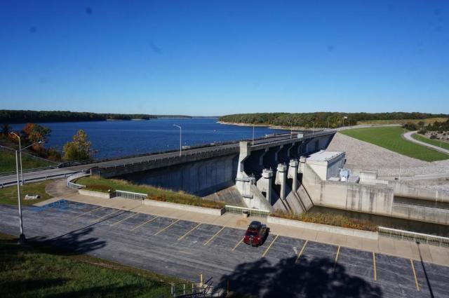Mark Twain Lake Dam